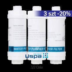 Filtr węglowy do wody 3 szt