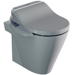 Miska WC stojąca ZERO z deską USPA 7235 DESIGN