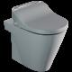 Miska WC stojąca ZERO z deską USPA 7035 DESIGN