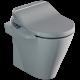 Miska WC stojąca ZERO z deską USPA 7000 DESIGN