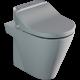 Miska WC stojąca ZERO z deską USPA 6035R DESIGN